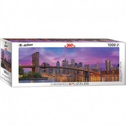 Puzzle 1000 piese Brooklyn Bridge New York