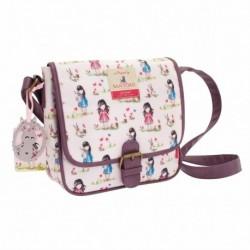 Gorjuss geanta postas-Pastel Ladybird