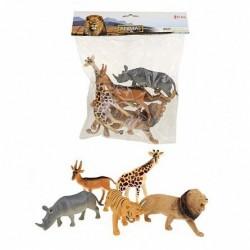Set 5 animale salbatice