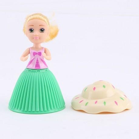 Mini papusica briosa cupcake surprise - Norah