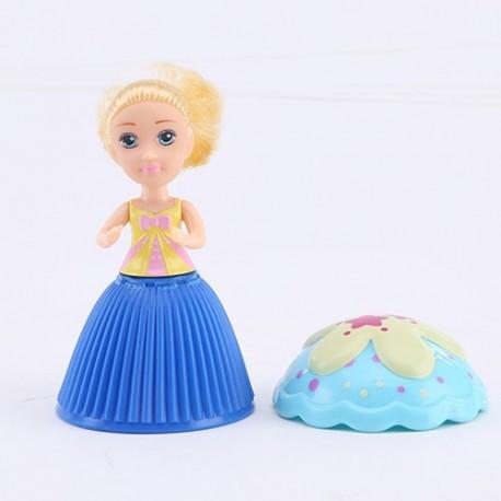 Mini papusica briosa cupcake surprise - Vanessa