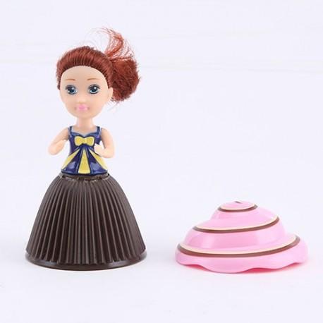 Mini papusica briosa cupcake surprise - Courtney