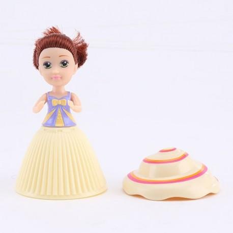 Mini papusica briosa cupcake surprise - Ellen
