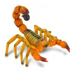 Figurina Scorpion Galben pictata manual M Collecta