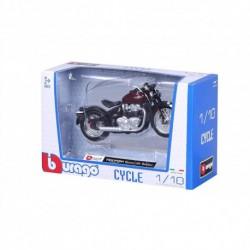 Motocicleta Triumph Bonneville Boober  scara 1:18