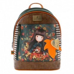 Rucsac mare fashion Gorjuss-Autumn Leaves