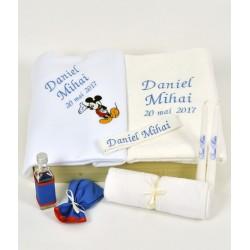 Trusou botez personalizat Mickey