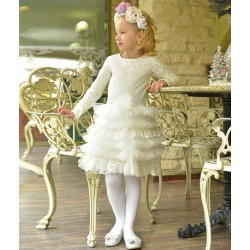 Rochie White Princess